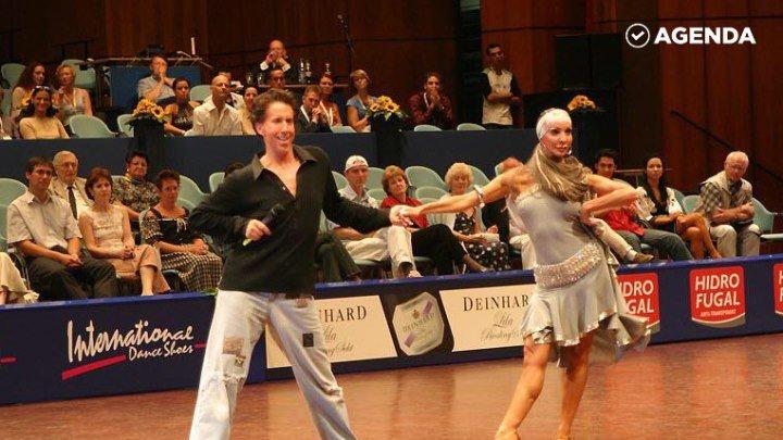 Танцевальный коллектив Donnie Berns не проиграл ни одного соревнования в жизни!