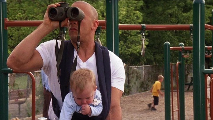 Лысый нянька: Спецзадание. комедия триллер боевик семейный