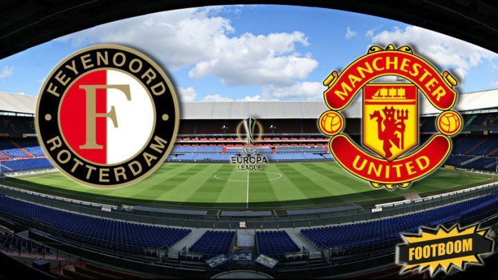 Фейеноорд - Манчестер Юнайтед 24.11.2016