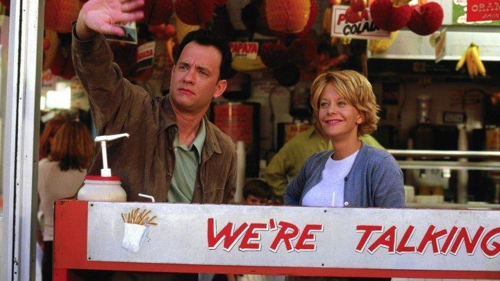 Вам письмо / You've Got Mail (1998) мелодрама, комедия