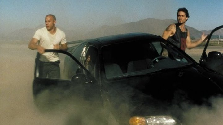Форсаж (2001). боевик криминал приключения