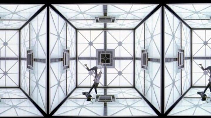 Куб 2_ Гиперкуб (2002) фантастика триллер