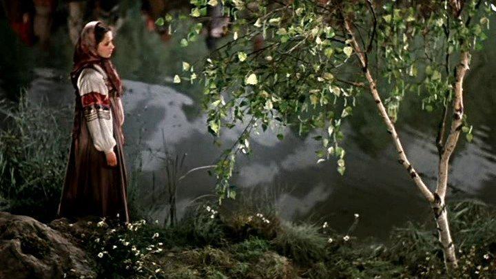 """Любимые сказки. """"Каменный цветок."""" (1946)"""