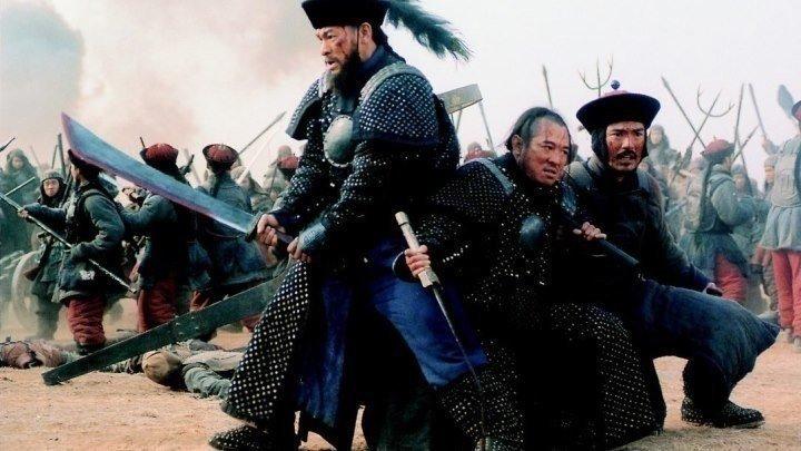 Полководцы (2007). боевик военный исторический