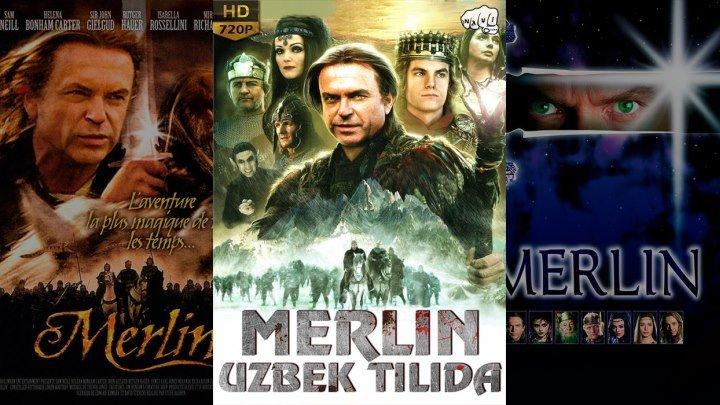 Merlin / Мерлин 1998 (o'zbek tilida) 1-QISIM HD NAVI
