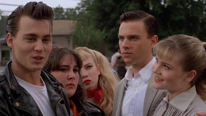 Плакса / Cry-Baby (США 1990 HD) Мюзикл, Мелодрама, Комедия (Рок-н-ролл)