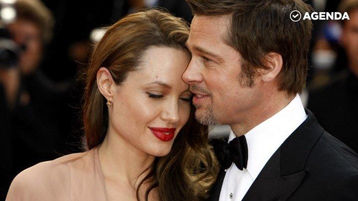 Джоли и Питт снова вместе