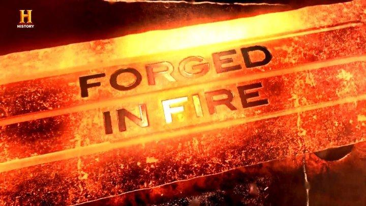 Между молотом и наковальней 5 сезон 5 серия. Табар-Шишпар / Forged in Fire (2017)