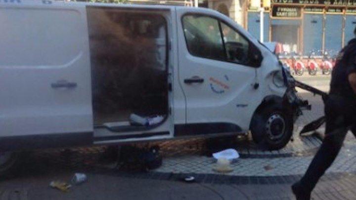 Теракт в Барселоне, или почему ислам плохая идеология.
