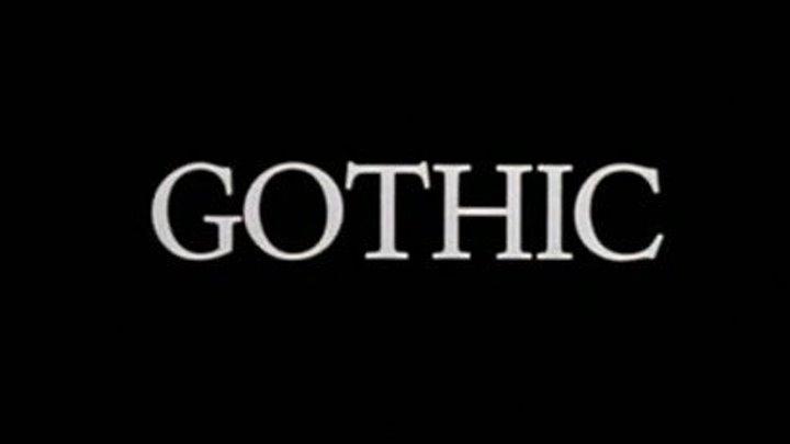 Gothic (1986) | Full Movie | w/ Gabriel Byrne, Natasha Richardson, Julian Sands, Myriam Cyr