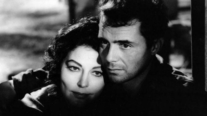 The Angel Wore Red 1960 - Ava Gardner, Dirk Bogarde, Joseph Cotten, Vittorio De Sica