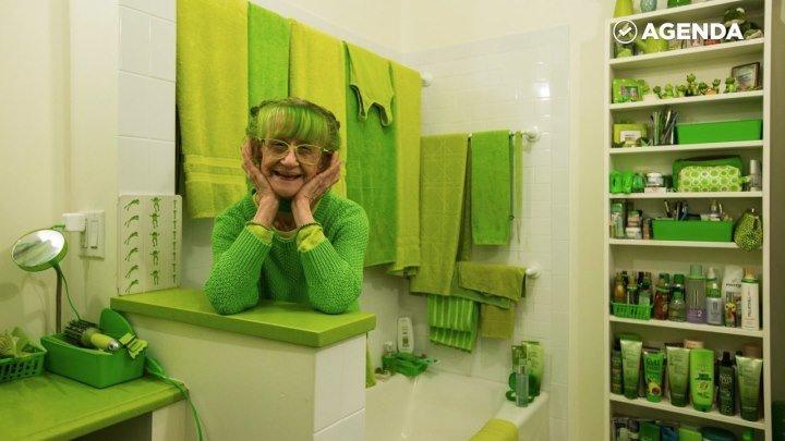 Зеленая леди из Бруклина