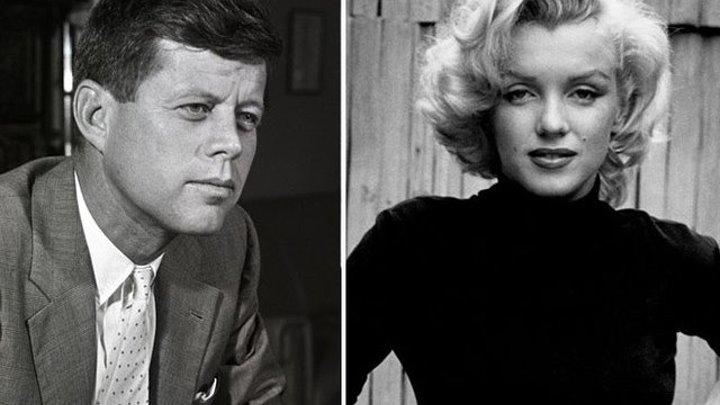 Мэрилин Монро и Джон Кеннеди.Неприкаянные души (2013) Россия