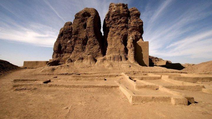 Нубийские Деффуфы в Керме, Судан.~ 7500 гг. до н.э.
