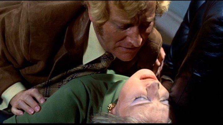 Безумие (триллер Альфреда Хичкока с Джоном Финчем) | Великобритания-США, 1972