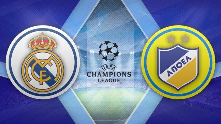 Реал Мадрид 3:0 АПОЭЛ | УЕФА Чемпионлар лигаси 2017/18 | Гурух босқичи | 1-тур | Видеошарх