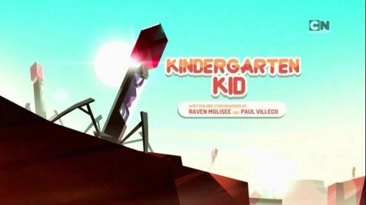 Steven Universe Sezon 4, Odcinek 1 - Przedszkolne zabawy (Polski)