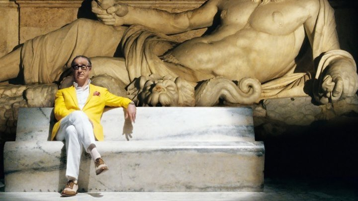 Великая красота (Италия, Франция 2013 HD) 18+ Комедия, Драма (erotic)