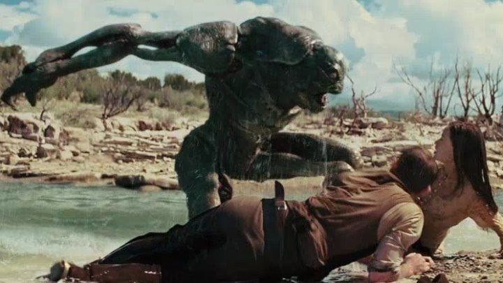 Ковбои против Пришельцев (фантастика, боевик)