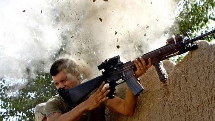 Фильм о войне в Афганистане ( Уцелевший ) основан на реальных событиях | боевик | HD