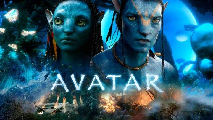 Фильм АВАТАР (2009) Фантастика,Боевик,Приключения_США,Великобритания