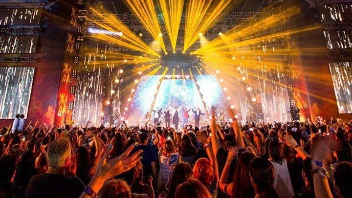 Гала - концерт фестиваля «Жара — 2017». Часть 1