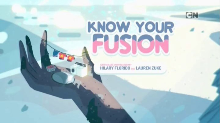 Steven Universe Sezon 4, Odcinek 2 - Nowa fuzja (Polski)