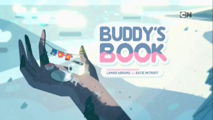 Steven Universe Sezon 4, Odcinek 3 - Dziennik Buddy'ego (Polski)
