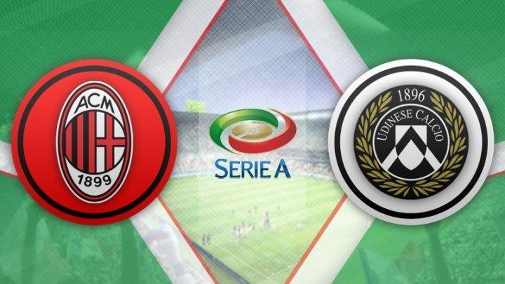 Милан 2:1 Удинезе | Итальянская Серия А 2017/18 | 4-й тур | Обзор матча