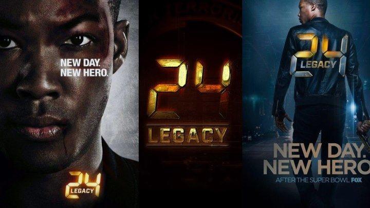 24 часа : 2001-2014 - сезон 4 - серия 24 - заключительная