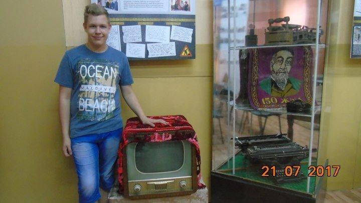 Здесь был Максим 3 сезон 29 выпуск в музее Чуйского тракта.