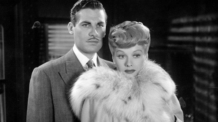 Two Smart People 1946 - Lucille Ball, John Hodiak, Lloyd Nolan, Hugo Haas, Elisha Cook Jr.