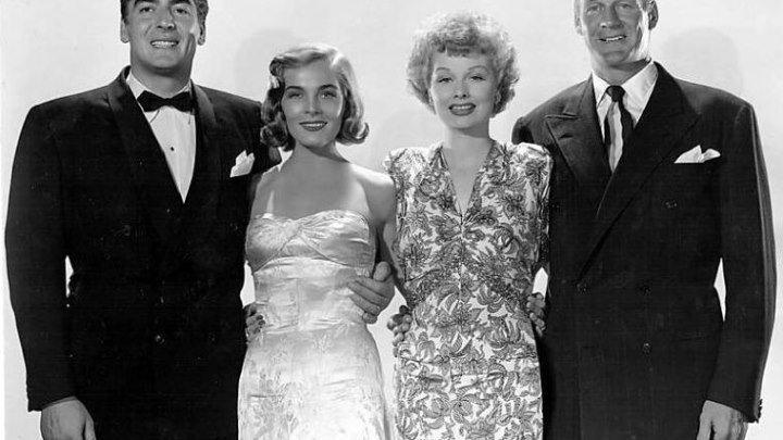 Easy Living 1949 - Victor Mature, Lizabeth Scott, Lucille Ball, Paul Stewart, Lloyd Nolan, Sonny Tufts