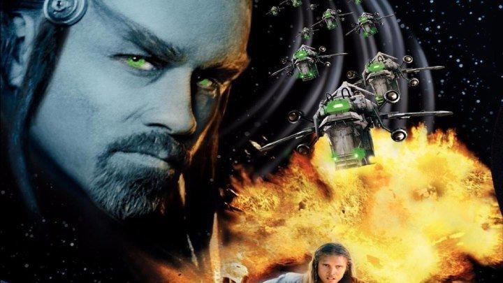 Поле битвы Земля HD(2000) 72Op.Фантастика,Боевик