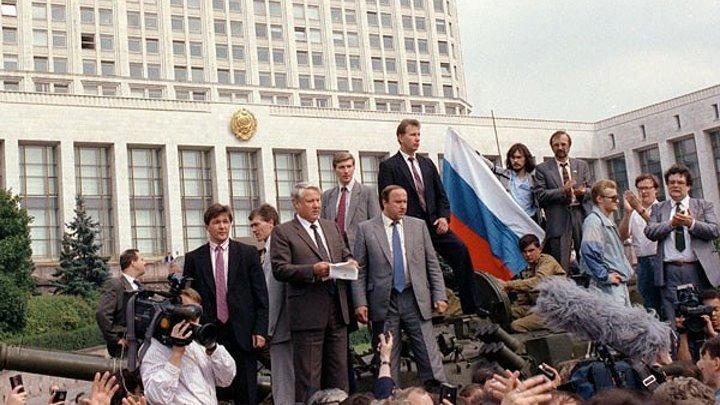 ГКЧП и Путч. Откровения генерала - 1991