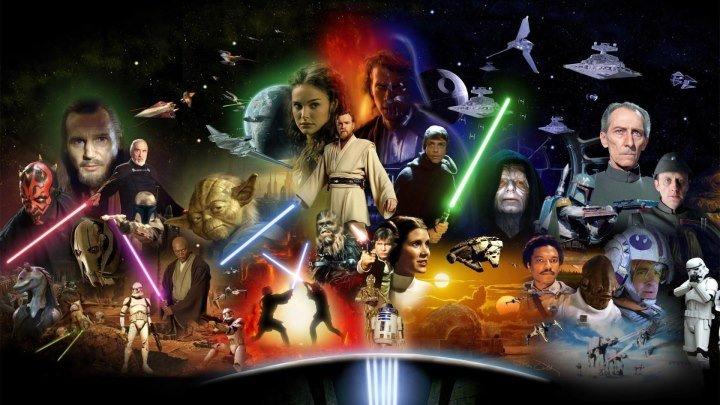 Звездные войны( все эпизоды) — трейлеры на русском HD (1977 — 2015)