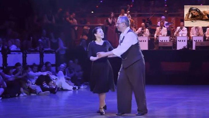 `ШАЛУНЬЯ ОСЕНЬ` - Красиво танцует не только молодёжь!)