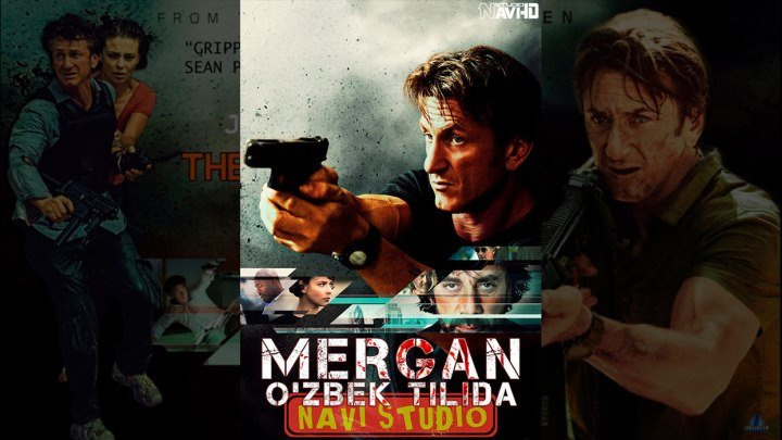 Mergan / Мерган (super boyevik uzbek tilida)HD