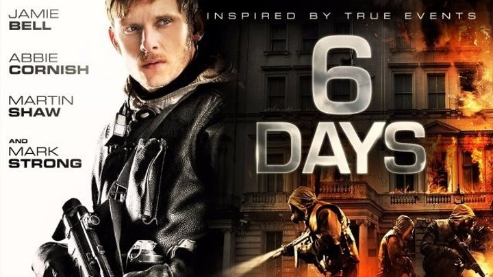 6 дней (2017).HD