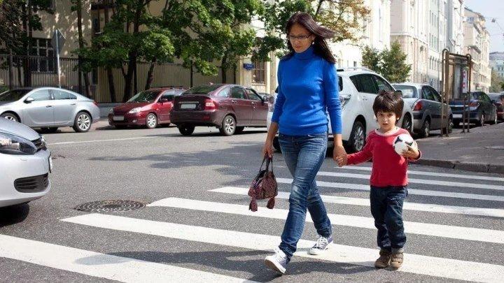 Что будет, если пропустить пешехода на пешеходном переходе? ДТП Саратов 16 июня 2017