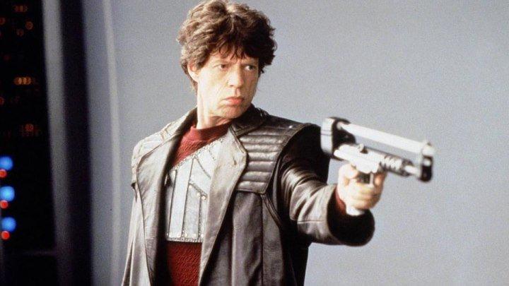 Корпорация «Бессмертие» (1992, фильм, боевик, фантастика, в роли Мик Джаггер)