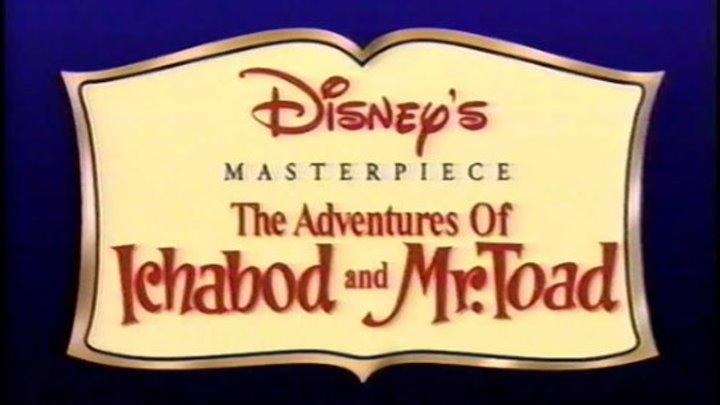 Приключения Икабода и Мистера Тоада - США 1949 г
