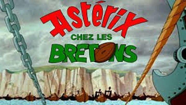 Астерикс в Британии - Франция 1986 г