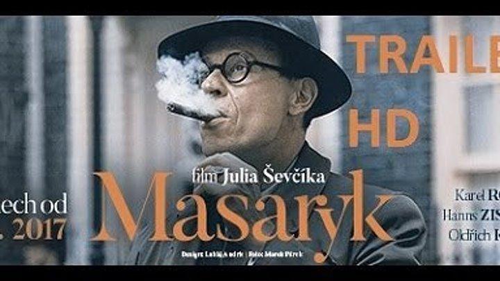 ЯН МАСАРИК (2016)драма, биография, история