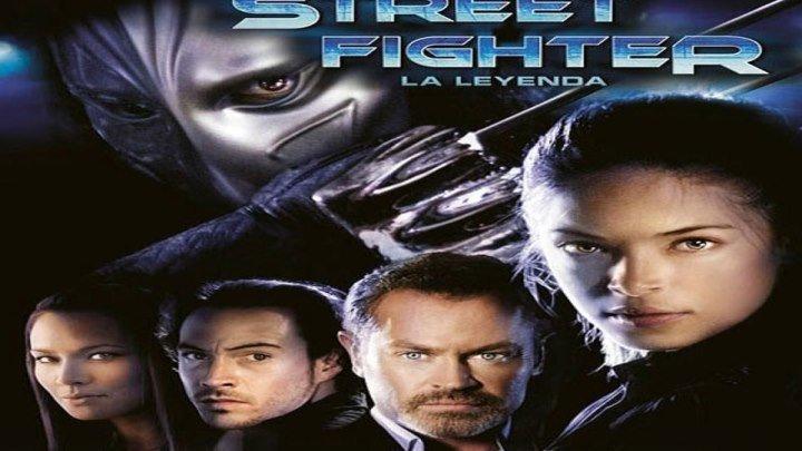Уличный боец .2009.1080p.боевик, триллер, драма, криминал