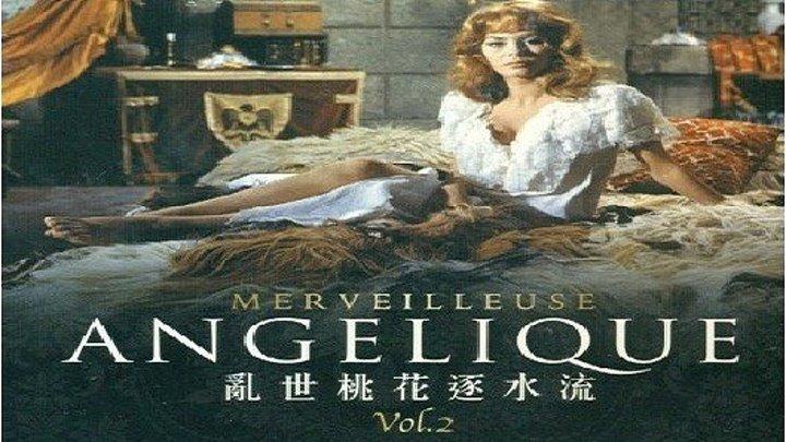Анжелика -2 //Великолепная Анжелика HD(1965) 1O8Op.Мелодрама,Приключения