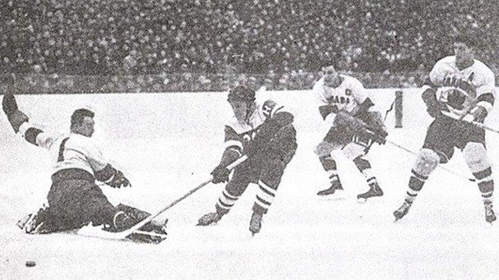 "Хоккей ""СССР - Канада"" (1960 год)"