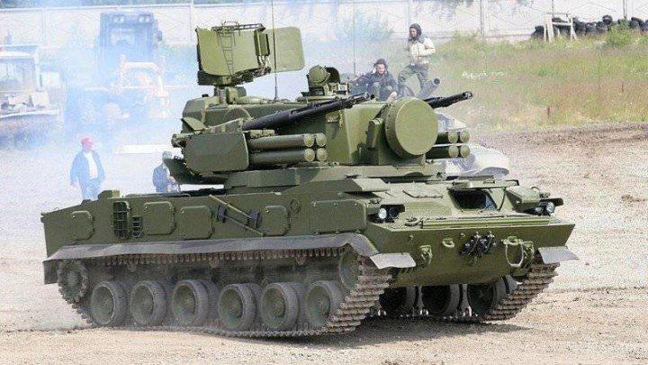 Тунгуска-М1