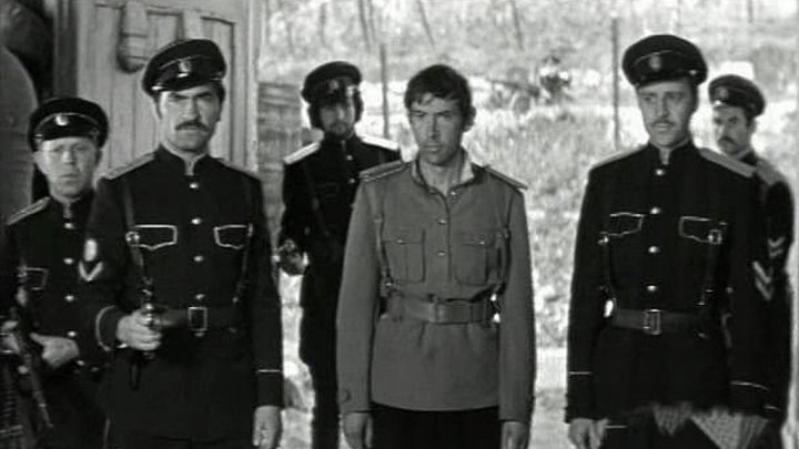 """Чёрный капитан"" (1973)"