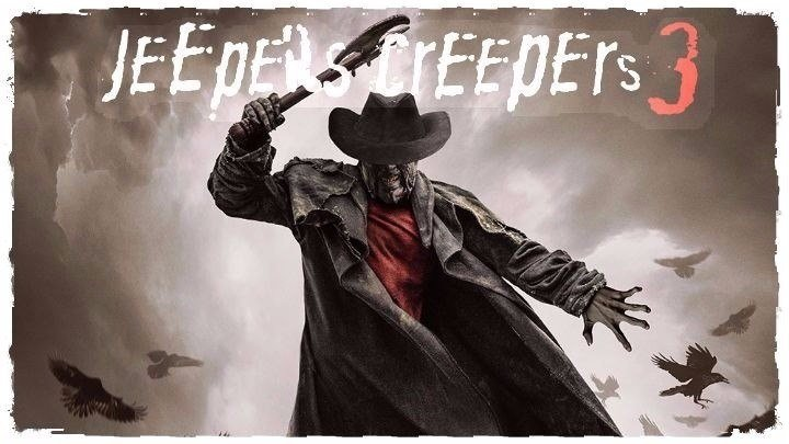 Jeepers Creepers 3: Cathedral Трейлер дубляж